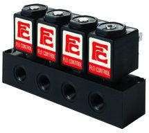 V 12 W 10 Flo control ED 100 /% Magnetventil 609500//666